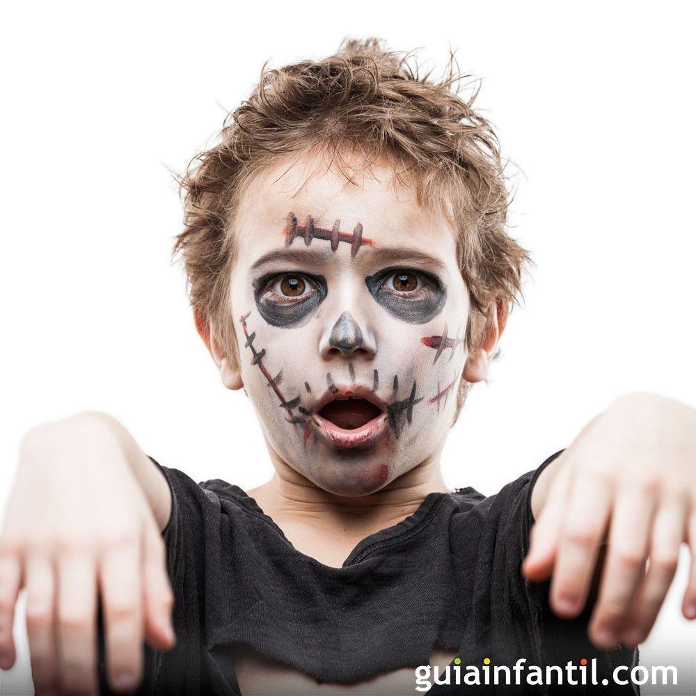 Ideas de maquillaje para Halloween Maquillaje halloween