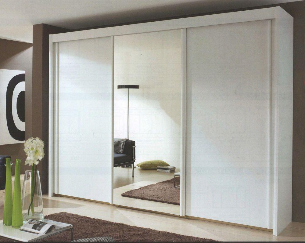 Best Rauch Imperial Sliding Door Wardrobe 225Cm Wide 197Cm High 400 x 300