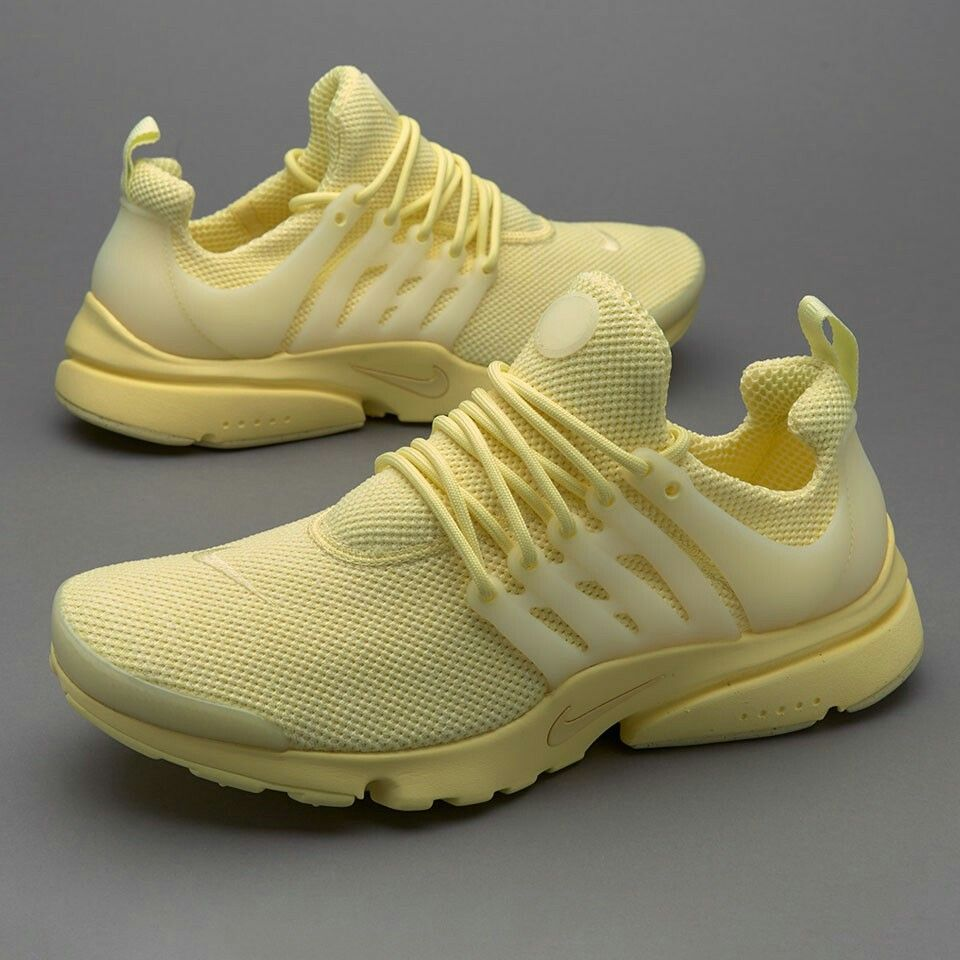 1504bdf93f47 Nike Air Presto BR Ultra lemon