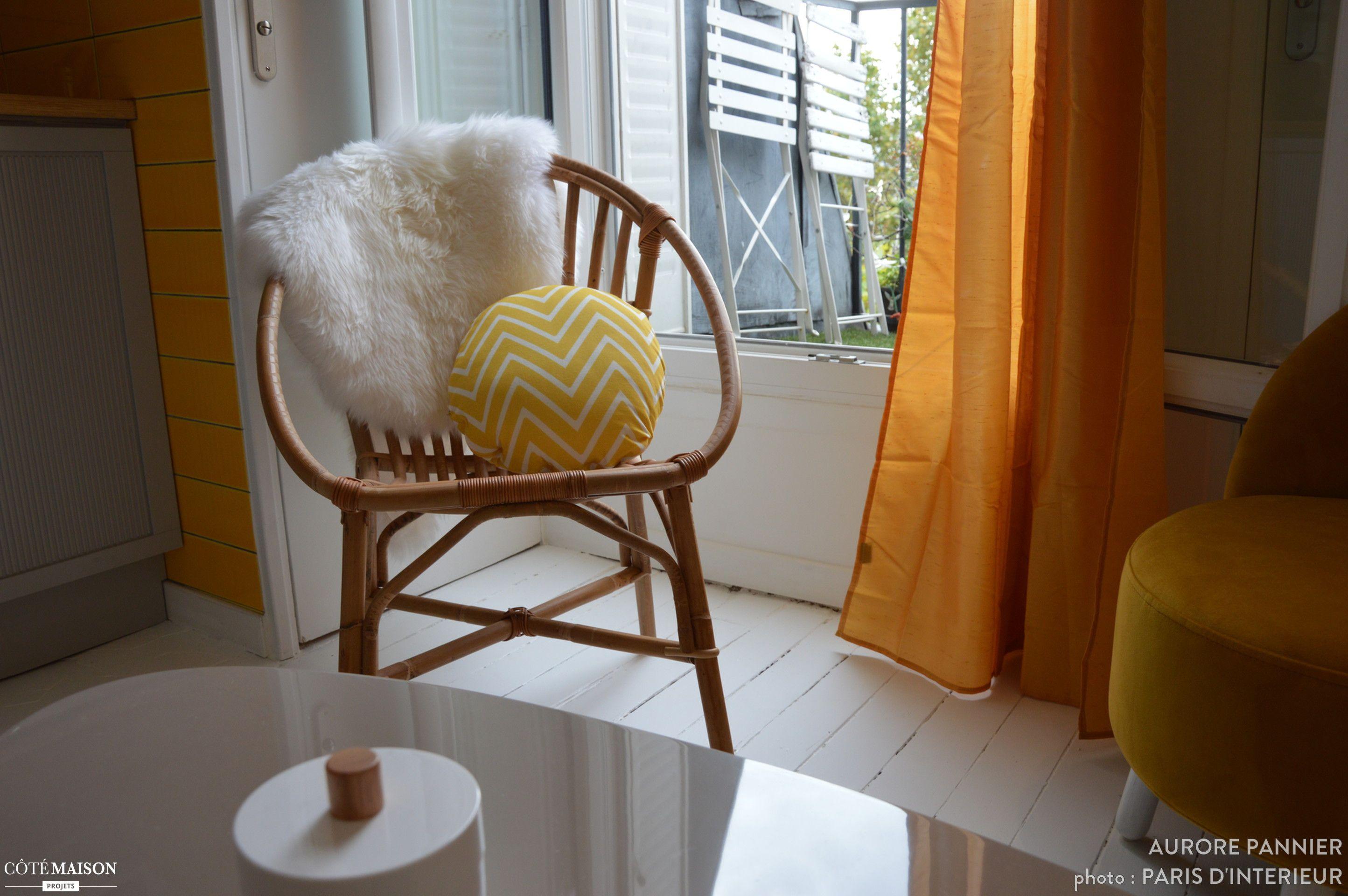 Une chambre de bonne pied  terre parisien  rénover et