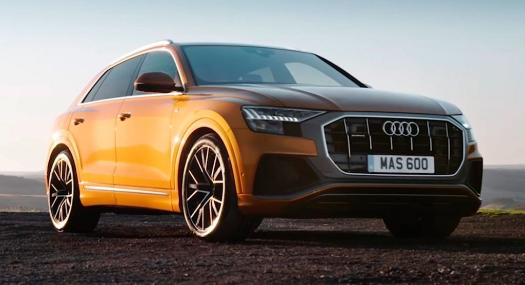 Audi Q8 Is Late To Coupe Suv Party But It Might Just Steal The Show Audi Mercedes Benz Gle Coupe Coupe