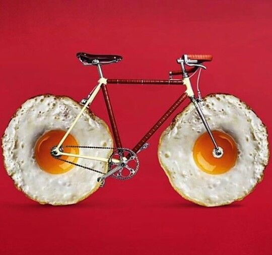 Eggybike