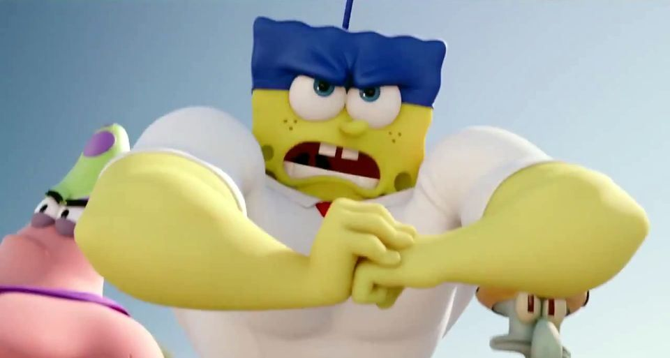 Weekend Box Office: SpongeBob Crushes the Competition
