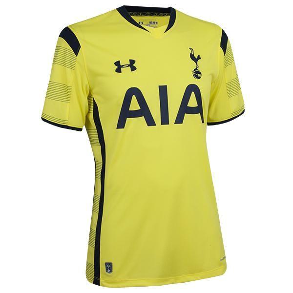 new product 33a67 137dc FlagWigs: Tottenham Spurs Under Armour Third Jersey Shirt Ki ...