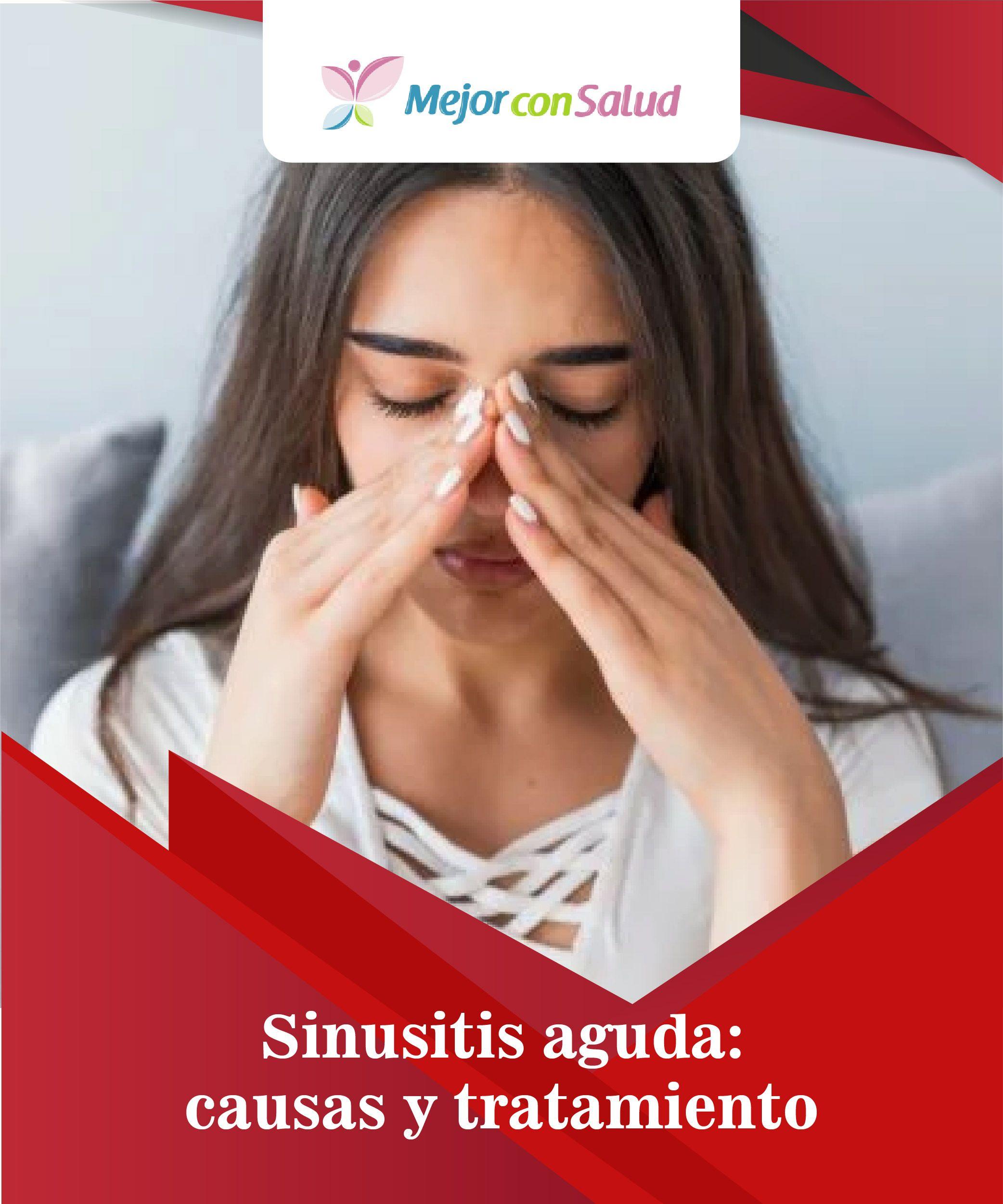 la sinusitis y sus sintomas