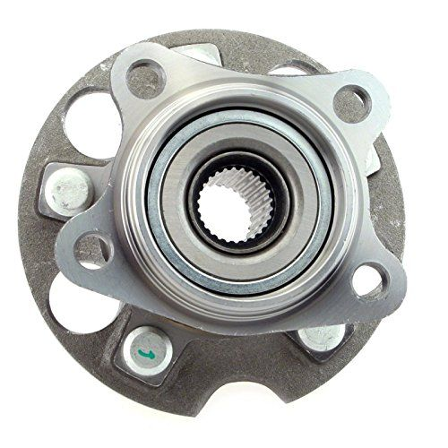Wjb Wa512284 Rear Wheel Hub Bearing Assembly Cross Reference