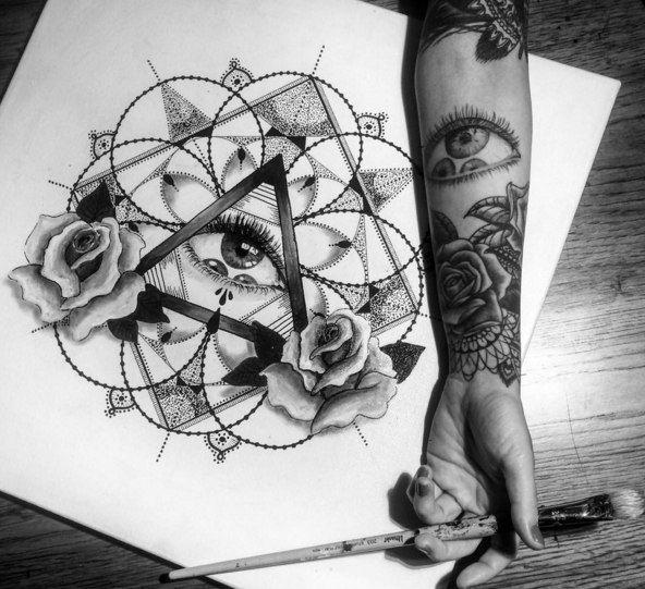 Create Your Own Unique Tattoo! Http://tattoomenow