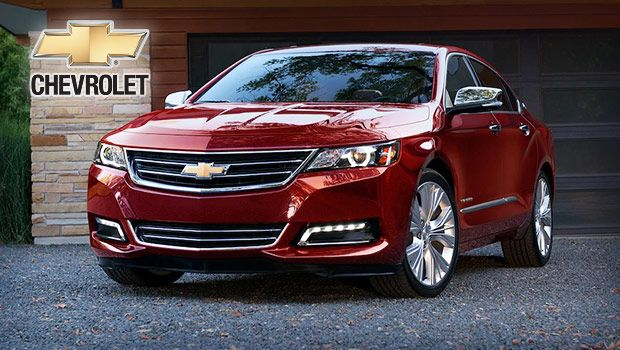 2019 Chevrolet Impala A Large Sedan With V6 Engine Reviewed In
