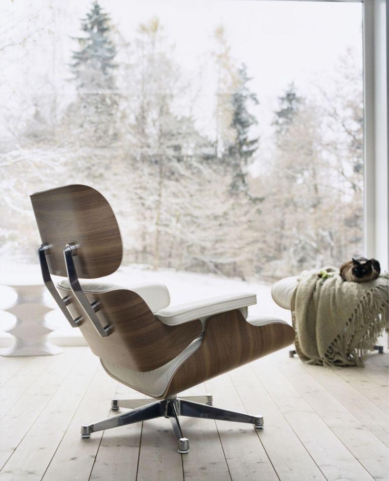 Genial Zu Jeder Jahreszeit Ein Absolutes Highlight. Der Eames Lounge Chair Sessel  Von Vitra! Http