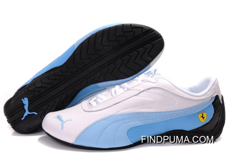 Discover the Puma Drift Cat Shoes White Blue Lightblue For Women Cheap To  Buy collection at Pumacreppers. Shop Puma Drift Cat Shoes White Blue  Lightblue For ... aadab16d7