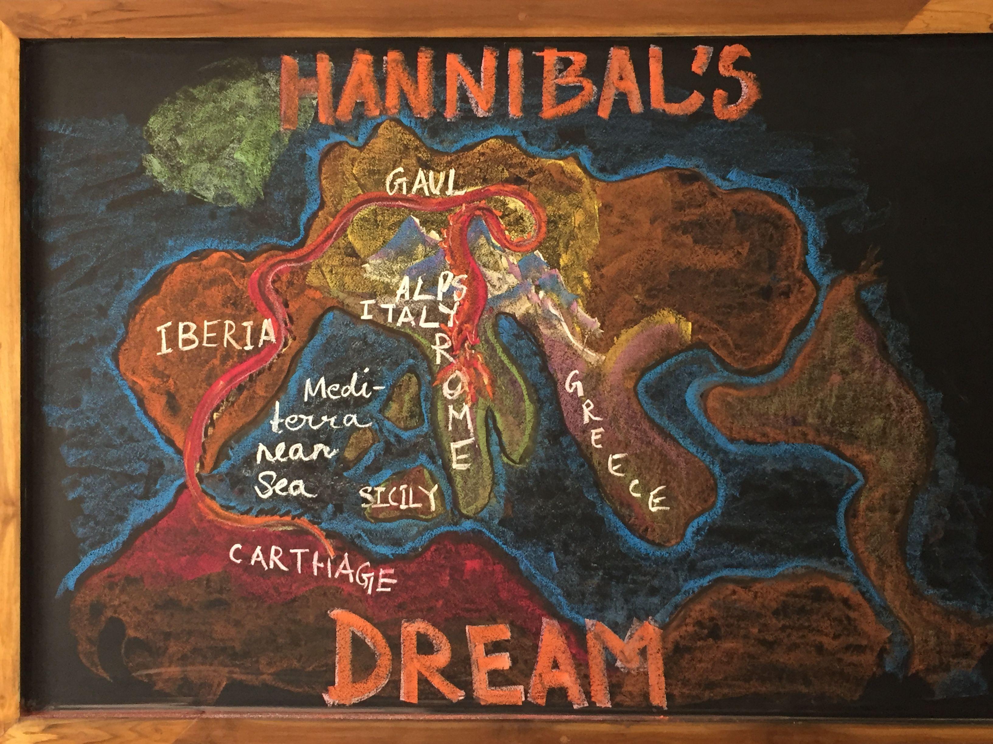 Second Punic War Hannibal S Dream