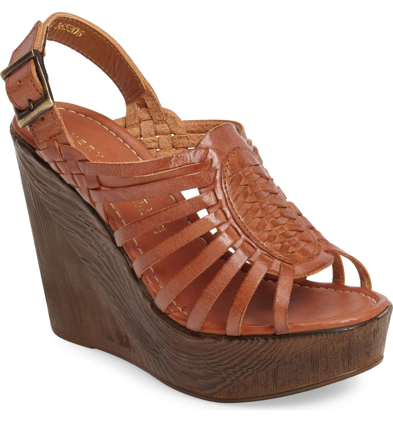 2635692b42d Main Image - Very Volatile Prolific Wedge Sandal (Women)