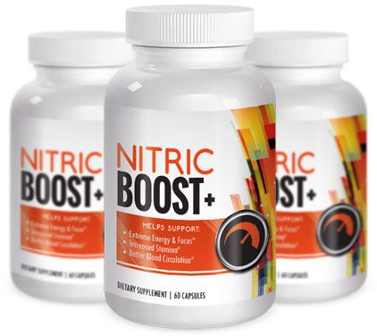 Nitric Boost+