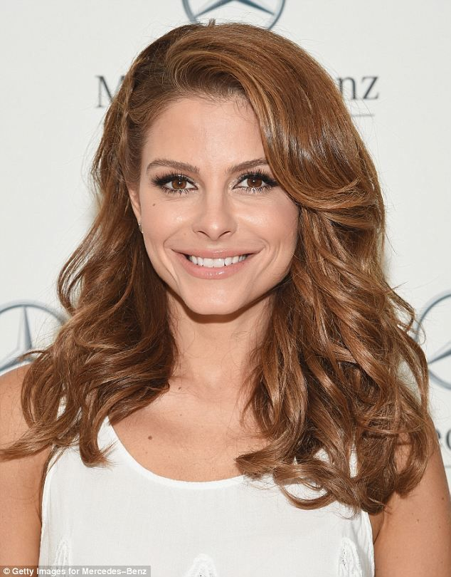 Moving on up: Her new show, Untold With Maria Menounos, began airing last Thursday on E!...