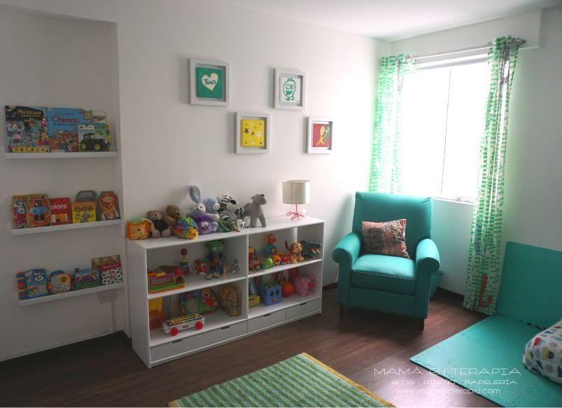 Cuarto tiago 2 bebe y ninos pinterest bebe y free for Cuartos para ninas montessori