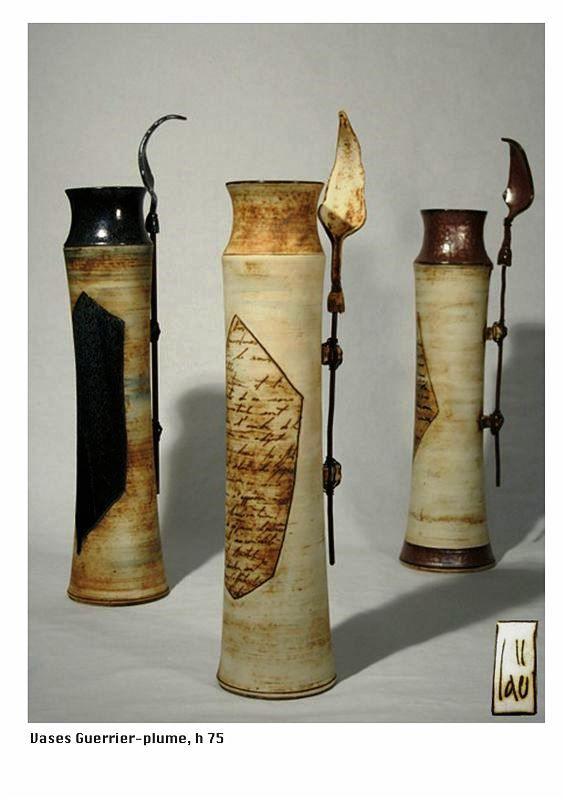 2011 Argilla France. International pottery fair. Application