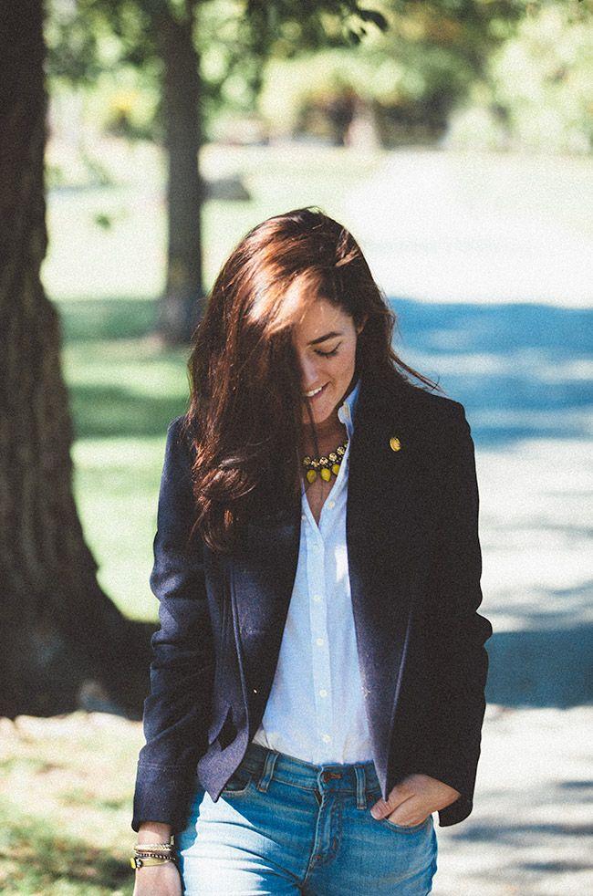 Classy Girls Wear Pearls: Blackstone Boulevard