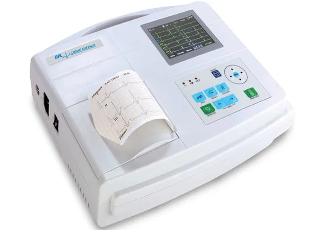 Best Ecg Machine 12 Channel 3 Channel Price In India 2020 3 Bpl Medical Cardiart 6208 View 3 Channel Bpl Ecg Machine V 2020 G