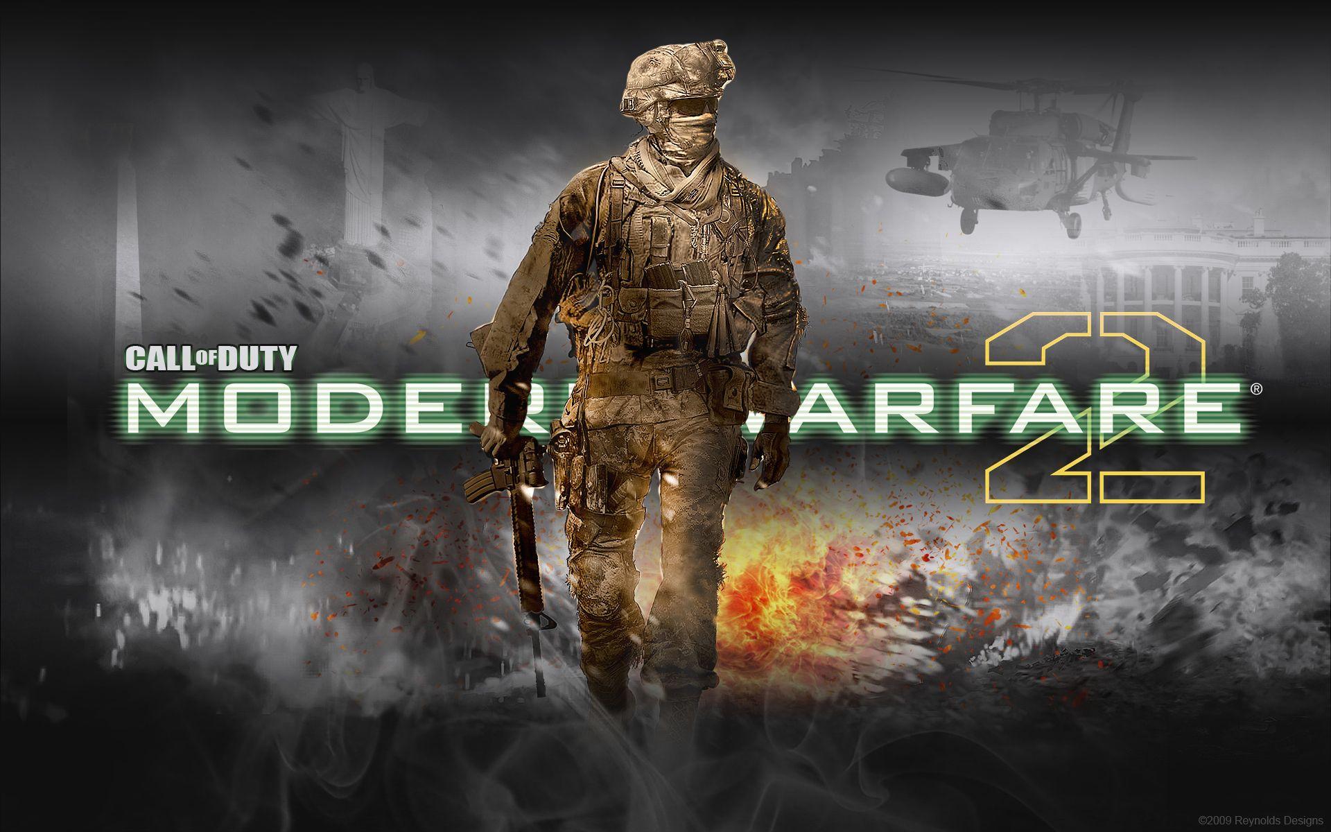 Call of Duty Modern Warfare HD HD desktop wallpaper High