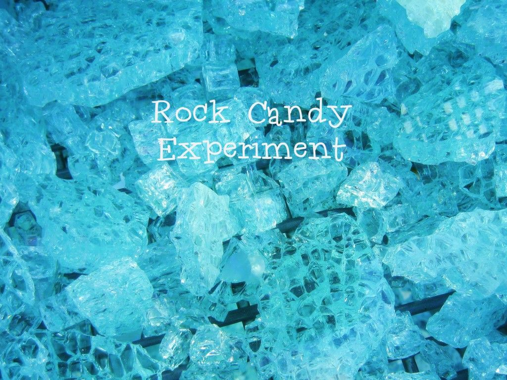 What's better than a science experiment that you can learn from and then enjoy the tasty results afterwards? In this experiment, you make your own rock candy, watching as the rock crystals grow each day. Plus, there's an awful lot of chemistry behind candy making which serves as a great science lesson.