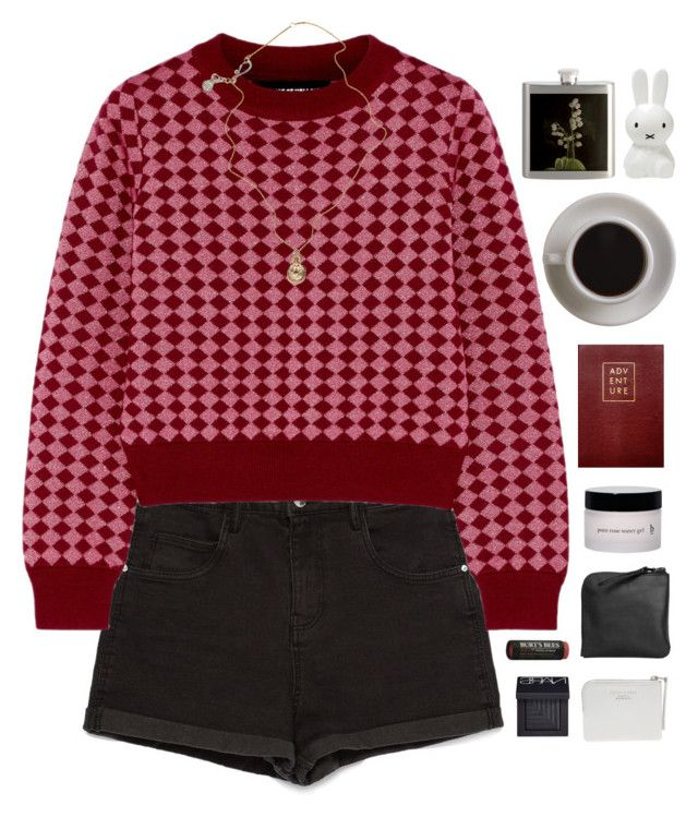 """Come on, come on, come on/ Get through it//"" by nandim ❤ liked on Polyvore featuring Zara, House of Holland, Sloane Stationery, Henri Bendel, Bunn, Xenab Lone, Burt's Bees, Jessica de Lotz Jewellery and NARS Cosmetics"