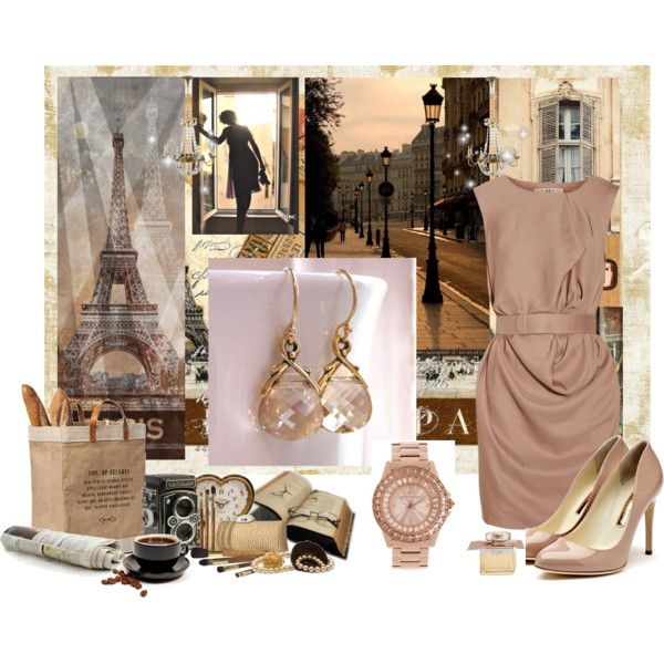 """""""post cards from paris"""" by staceytbarkley on Polyvore"""