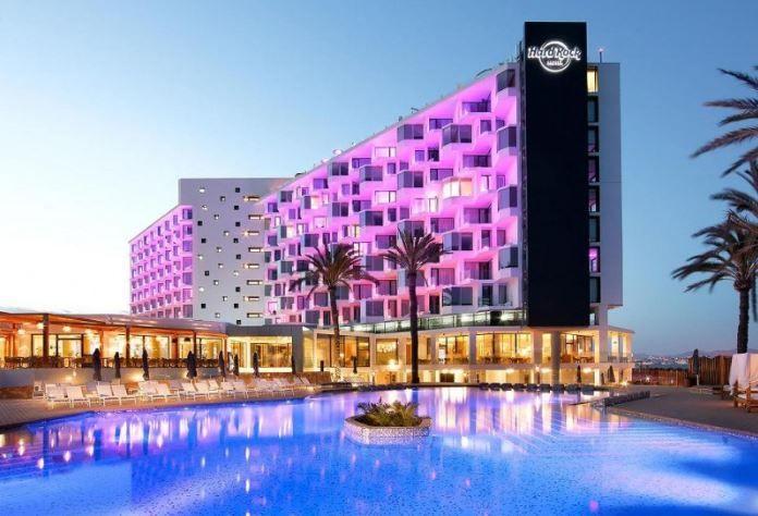 Hotel Hard Rock - Ibiza