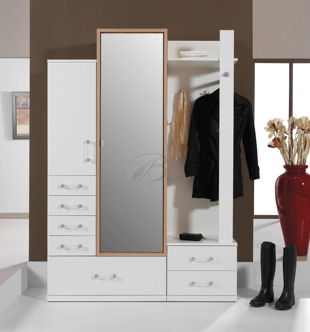 Flurmöbel Modern modernus prieškambaris kaina 263 18 prieškambario baldai
