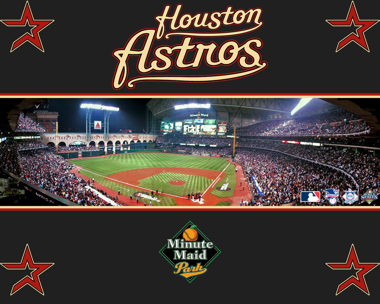 Google Image Result For Http Baseball Wallpapers Net Wallpapers Houston Astro Minute Maid Park Houston Astros Astros