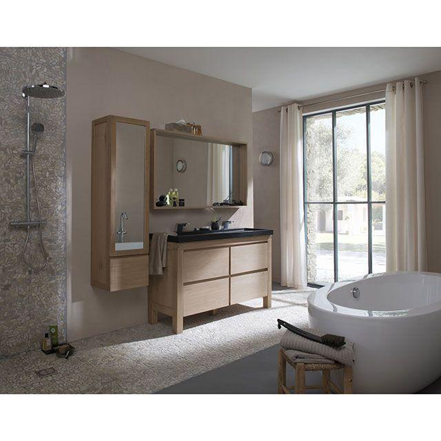 meuble salle de bain harmon