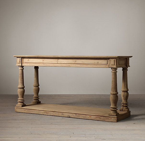 distressed rectory small console table 8793 small console tables rh pinterest co uk