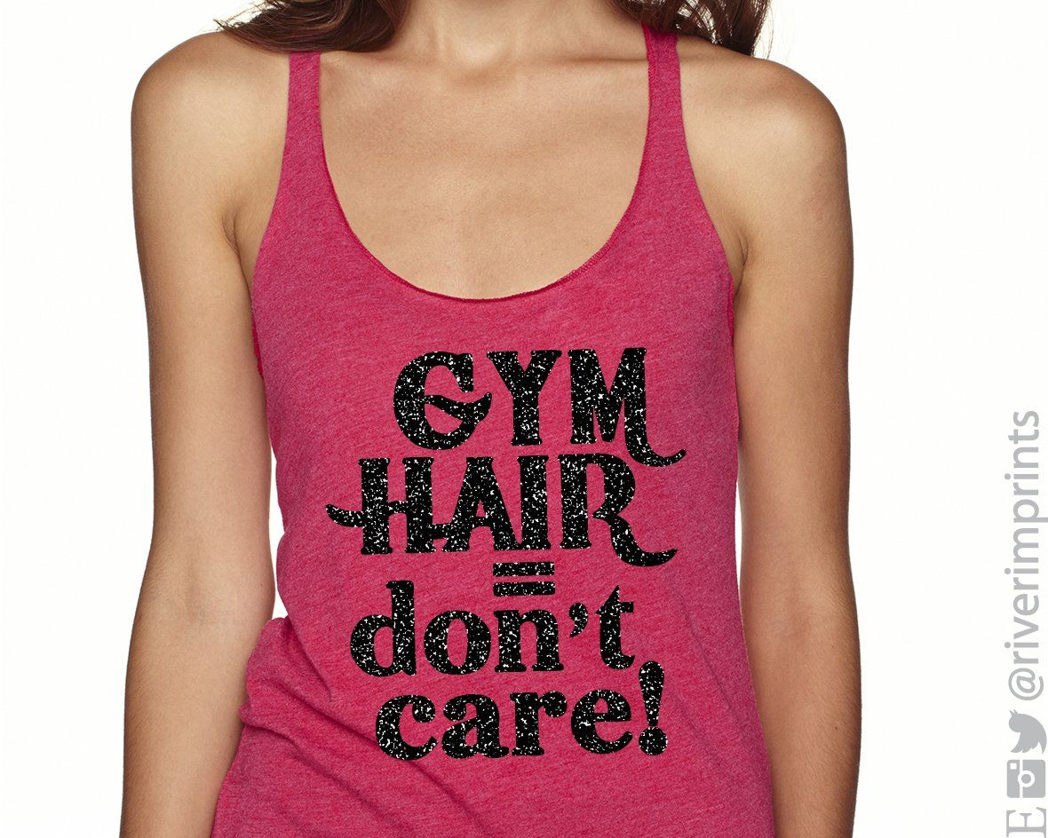 5aedc94e GYM HAIR, DON'T CARE! Look super stylish while working out in this