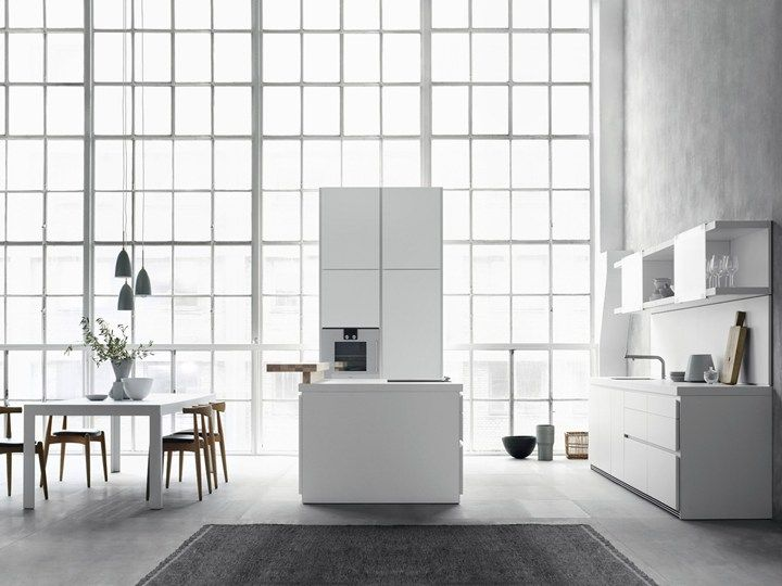 bulthaup. Purezza, hi-tech, versatilità La cucina come luogo d ...