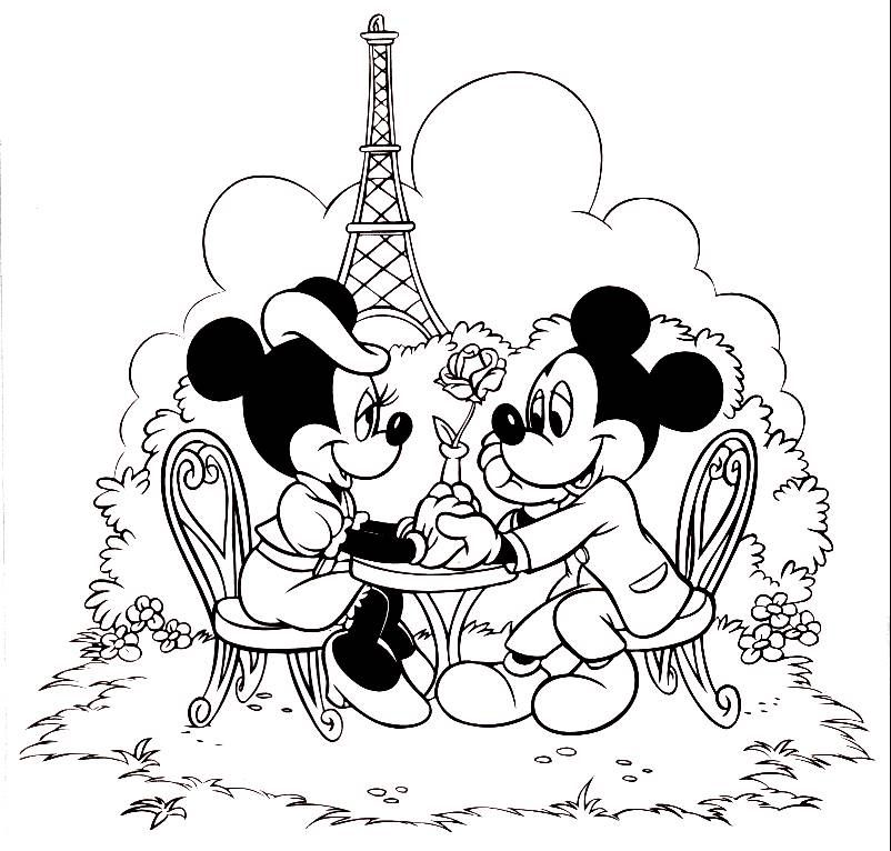 free minnie mouse printables coloring pages baby