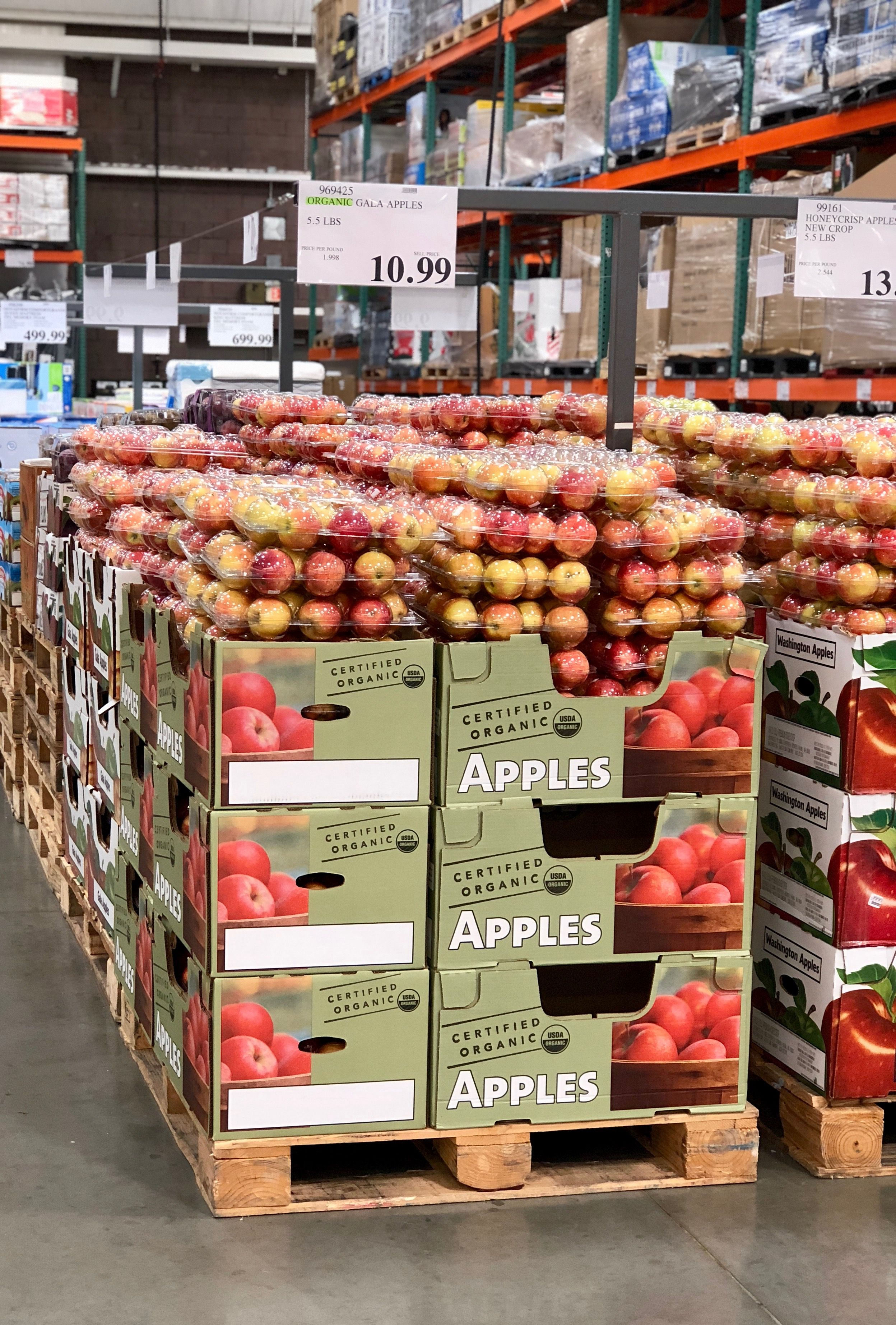 The 7 Smartest Costco Deals for When You're Trying to Eat
