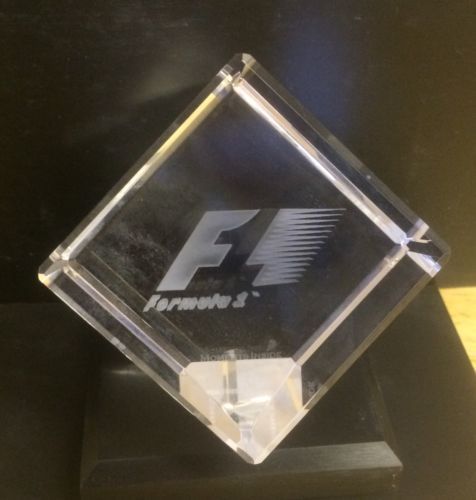 Formula 1 laser #crystal #boxed, View more on the LINK   www