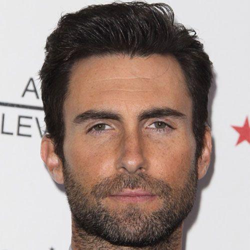 #haircut #levine | Adam levine haircut, Adam levine, Faded ... |Haircut Beard Adam Levine