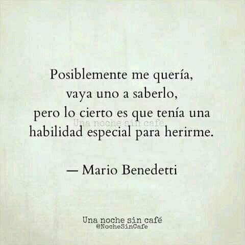 Frasesamor Frases De Amor Mario Benedetti Tumblr