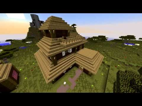 Your Minecraft House Needs A Roof Here Are Instructions For Lots Of Roof Types From Flat To Mansard To Thatched Roofing Diy Roof Roof Architecture