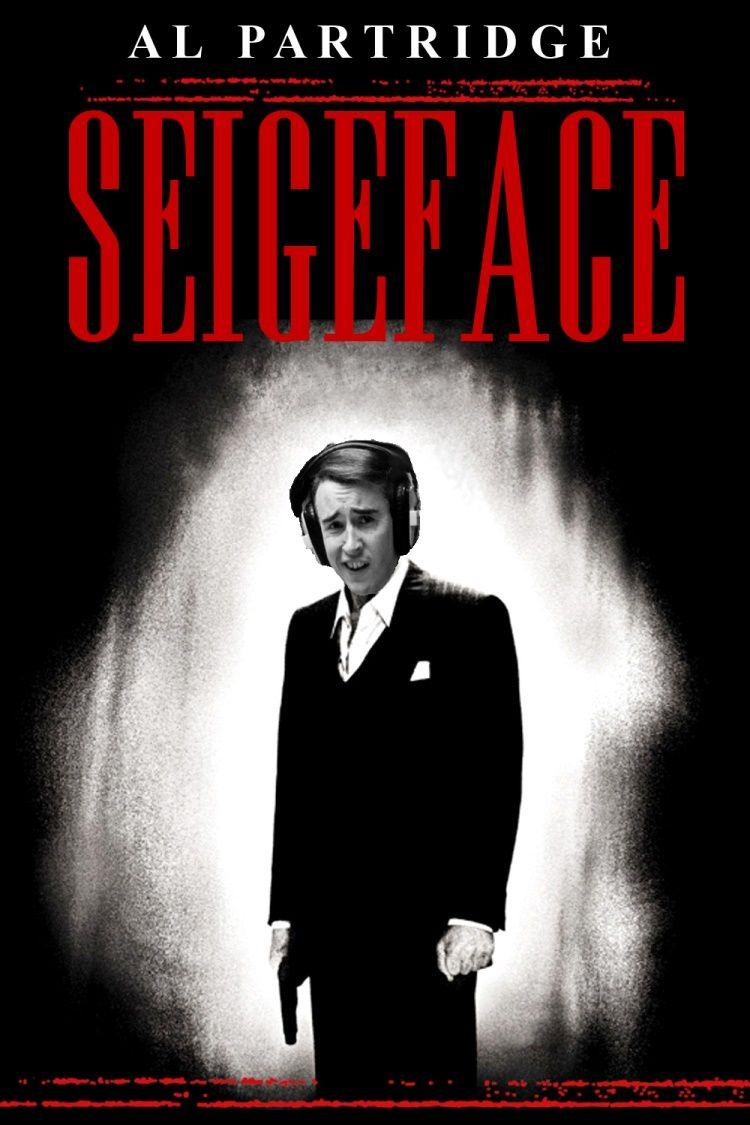 SCARFACE MOVIE POSTER FILM A4 A3 ART PRINT CINEMA