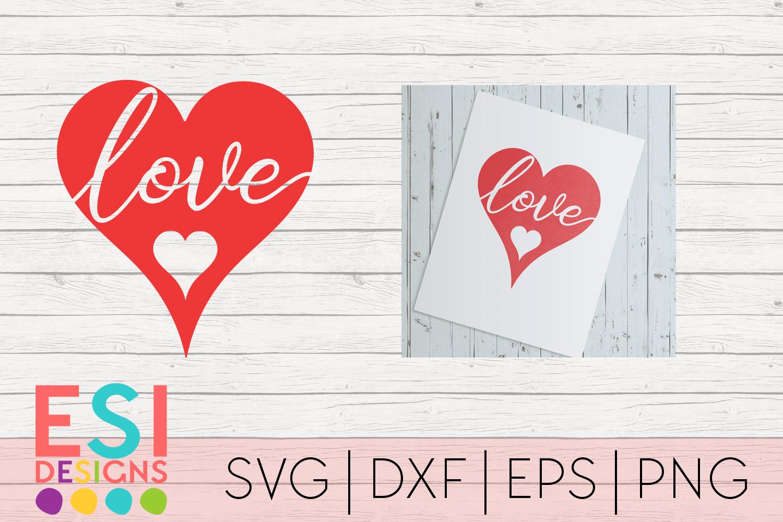 Download Love in Heart Design SVG Commercial use License   Design ...
