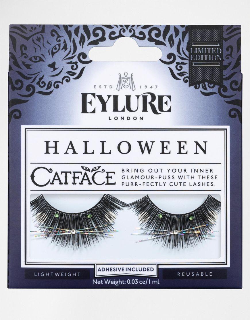 3405096d24d Eylure   Eylure Halloween Lashes - Catface at ASOS   Makeup   Eye ...