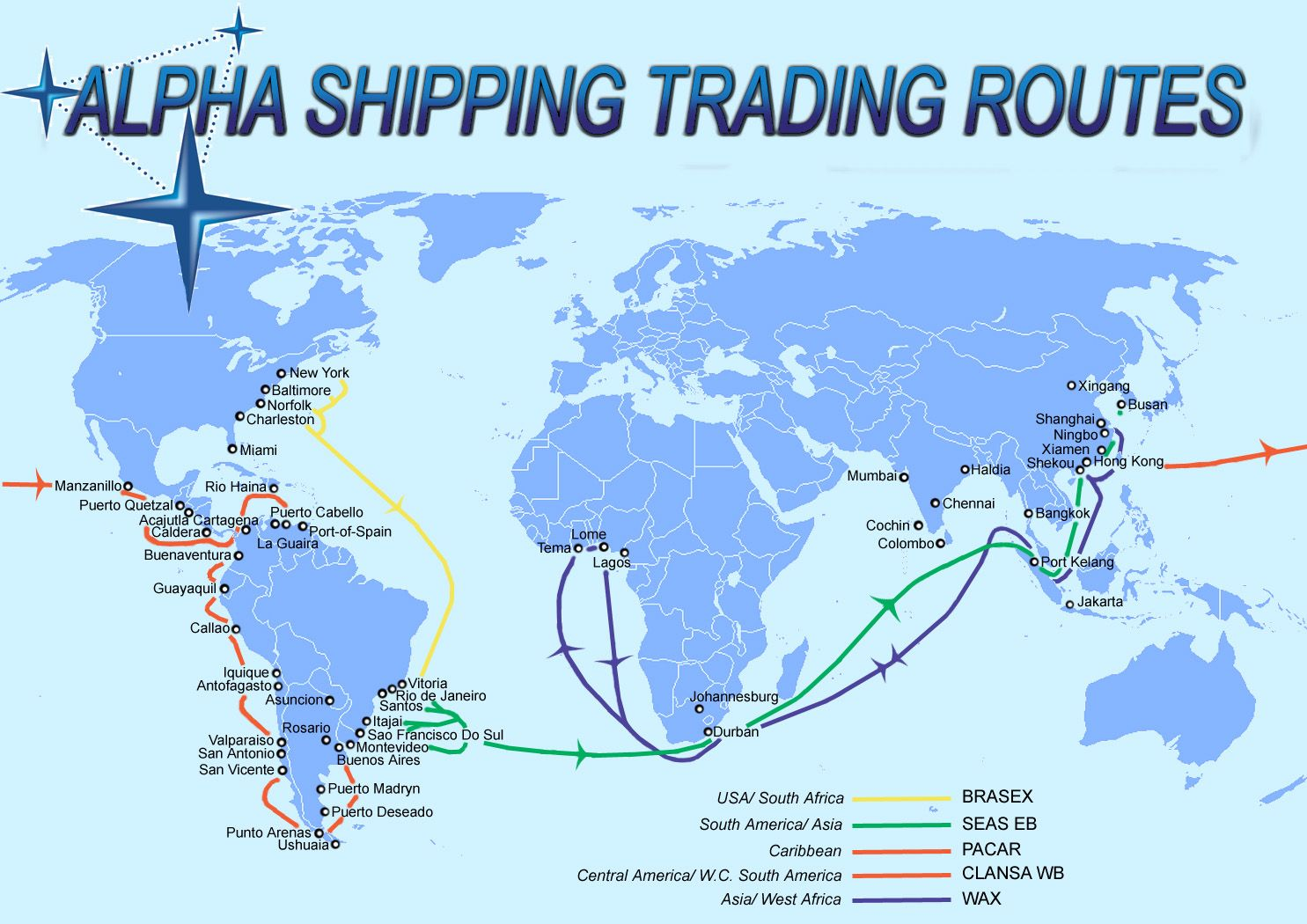 Pin by Alpha Shipping on ALPHA SHIPPING AGENCY (PTY) LTD