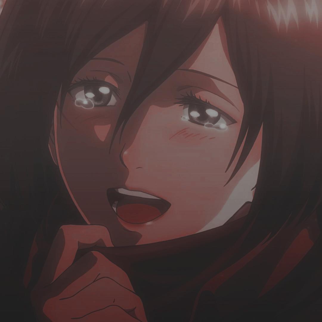 Mikasa Ackerman icon in 2020 Anime, Icon