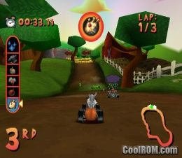 Looney Tunes Racing Rom Iso Download For Sony Playstation Psx