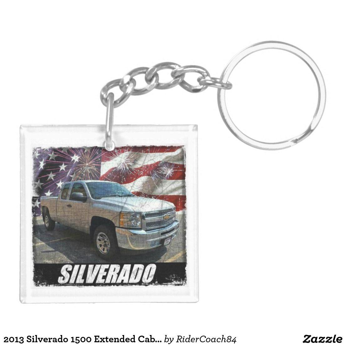 2013 Silverado 1500 Extended Cab Ls Keychain Chevrolet Pinterest Amc Gremlin Wiring Diagram