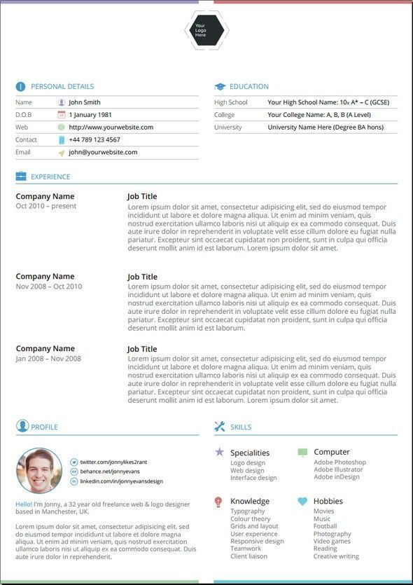 30 Best Free Resume Templates For Architects - Best free resume templates, Free resume template word, Resume template free, Indesign resume template, Best resume template, Free professional resume template - 30 Best Free Resume Templates For Architects   Arch2O com Architecture Resume Templates Free for Dow