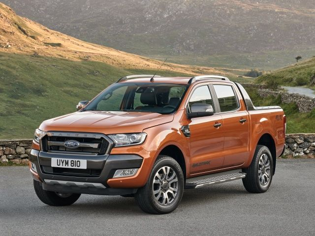 This Ford Ranger Is Inspired We Think By Transformers Ford