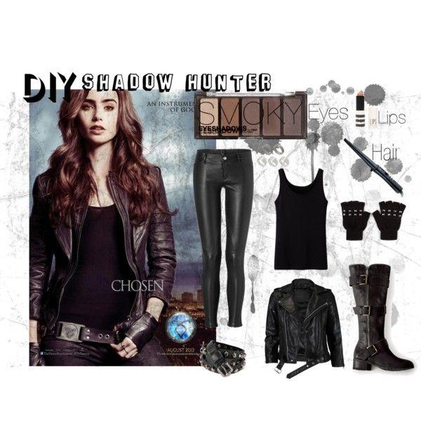 """DIY: Shadow Hunter"" by dannibtv on Polyvore"