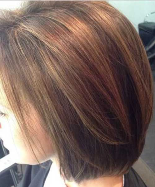 Bob Hairstyles 2015 Interesting 20 Great Brown Bob Hair  Bob Hairstyles 2015  Short Hairstyles For